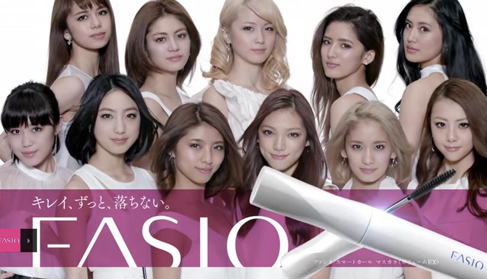 KOSE FASIO TVCM 「実証ライブ」篇